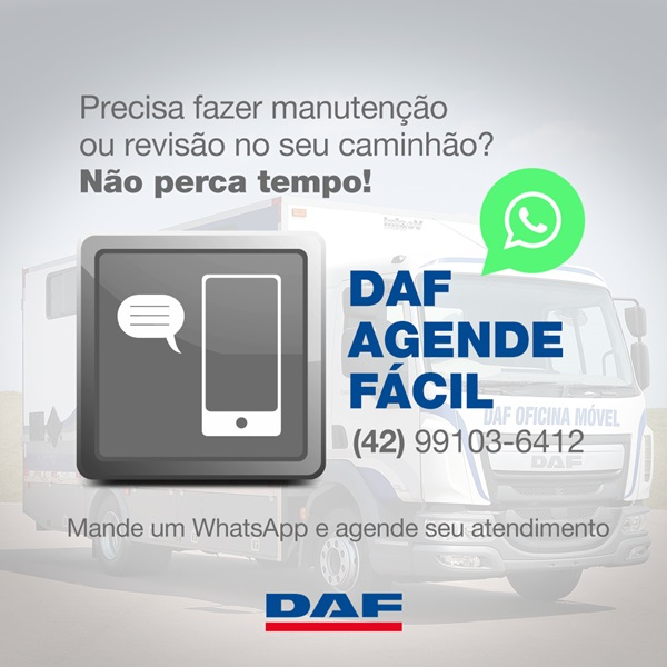 DAF Agende Facil Post Social Media Estatico