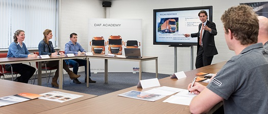 DDriver Academy driver training