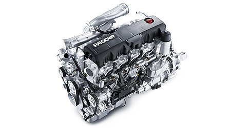 PACCAR MX-engine