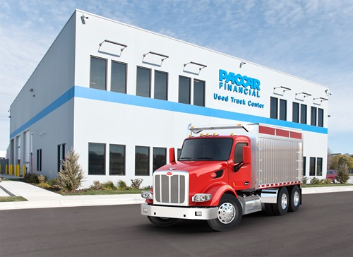 PACCAR-Financial-Used-Truck-Center